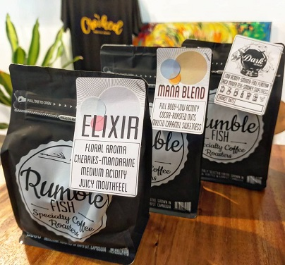 Rumble Fish Coffee Beans